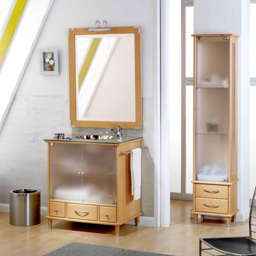 Olimpo cristal Mueble moderno